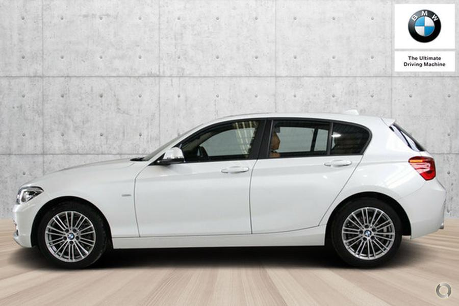 2018 BMW 1 Series 120i Urban Line