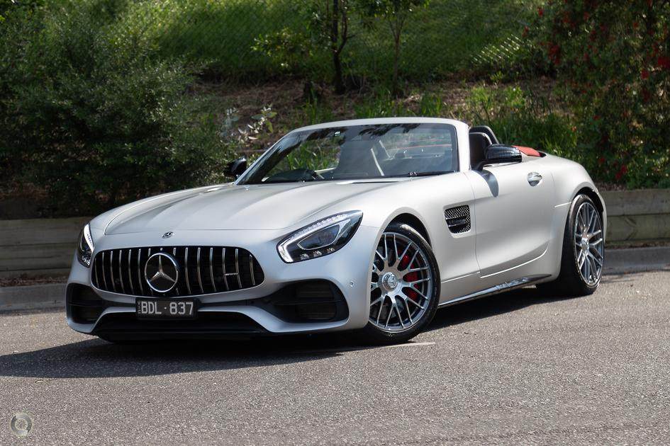 2018 Mercedes-Benz AMG GT Roadster