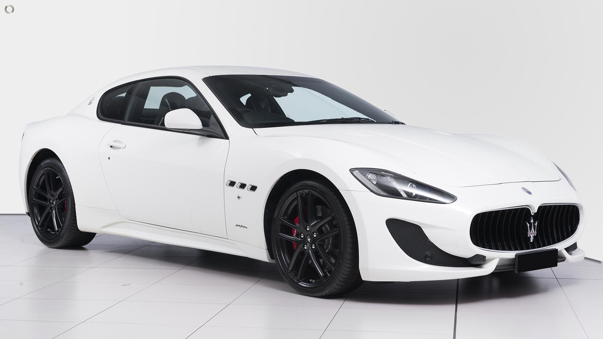 2017 Maserati GranTurismo M145