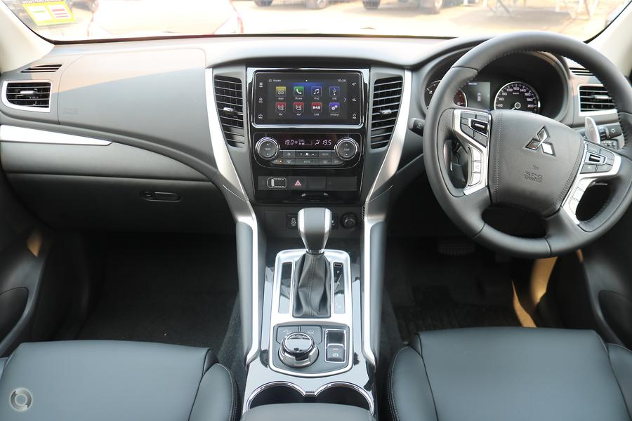 2018 Mitsubishi Pajero Sport GLS QE