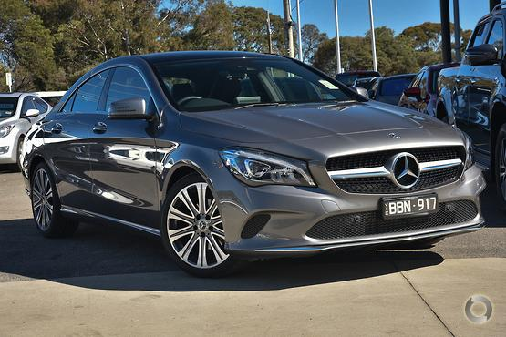 2019 Mercedes-Benz CLA 220 D