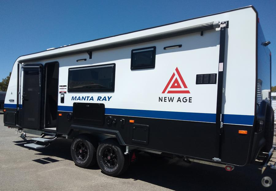 2019 New Age Manta Ray MR22BES3 Luxury