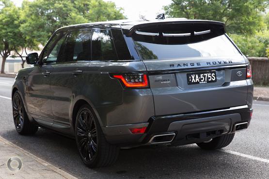 2019 Land Rover Range Rover Sport SDV8 HSE Dynamic L494