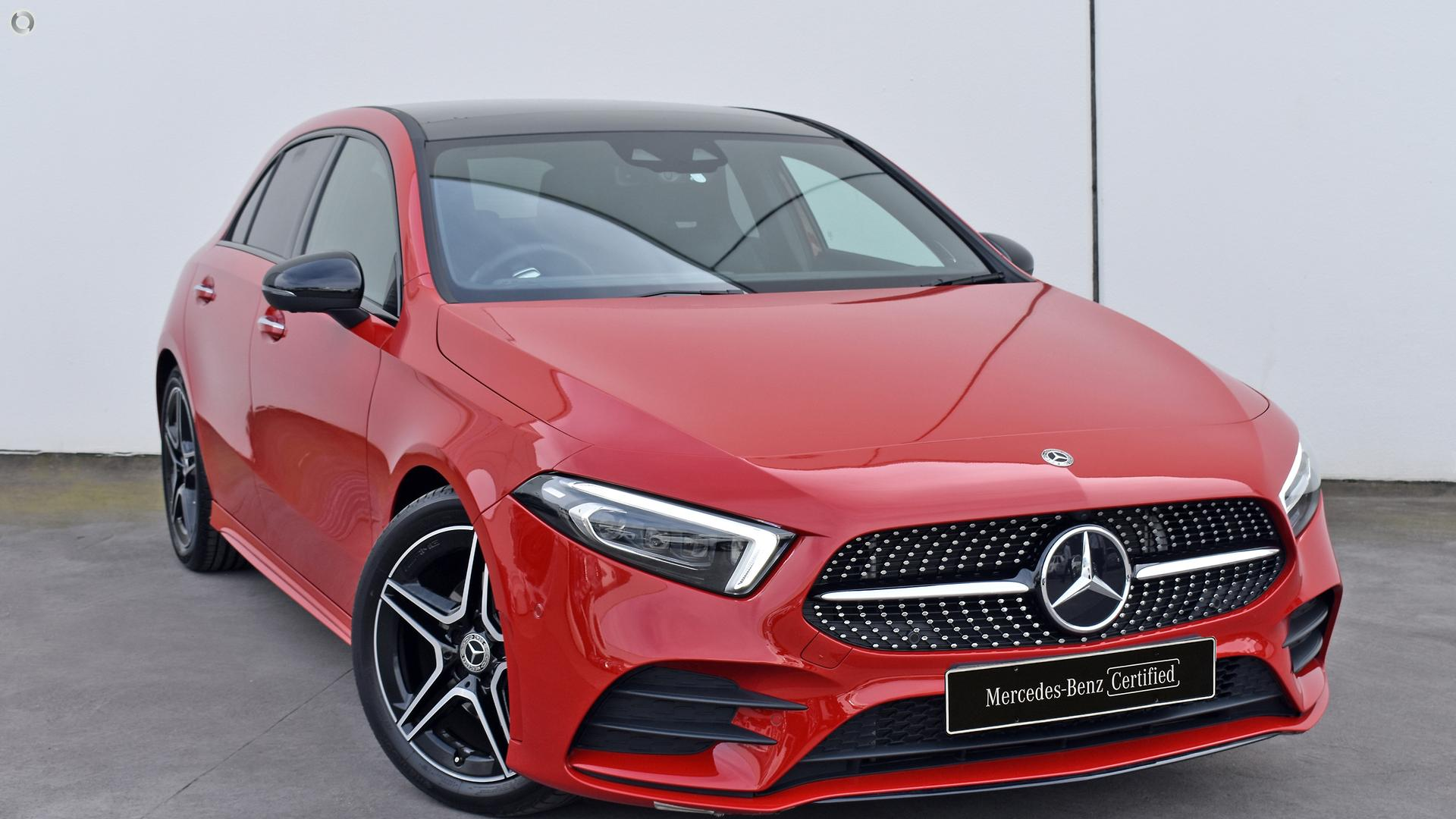 2018 Mercedes-Benz A 180 Hatch