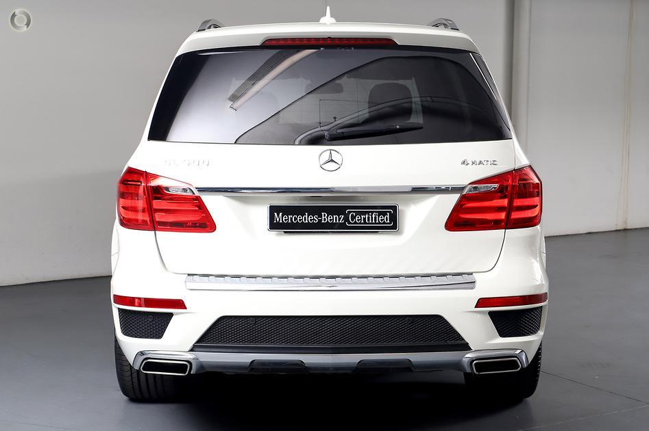 2013 Mercedes-Benz GL 500 BLUEEFFICIENCY Wagon