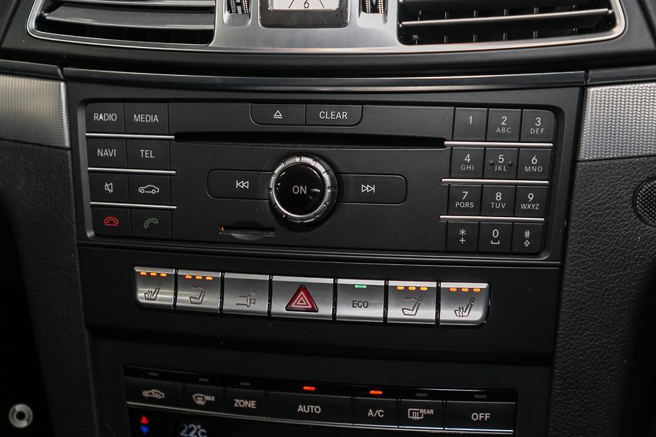 2015 Mercedes-Benz E-CLASS Cabriolet
