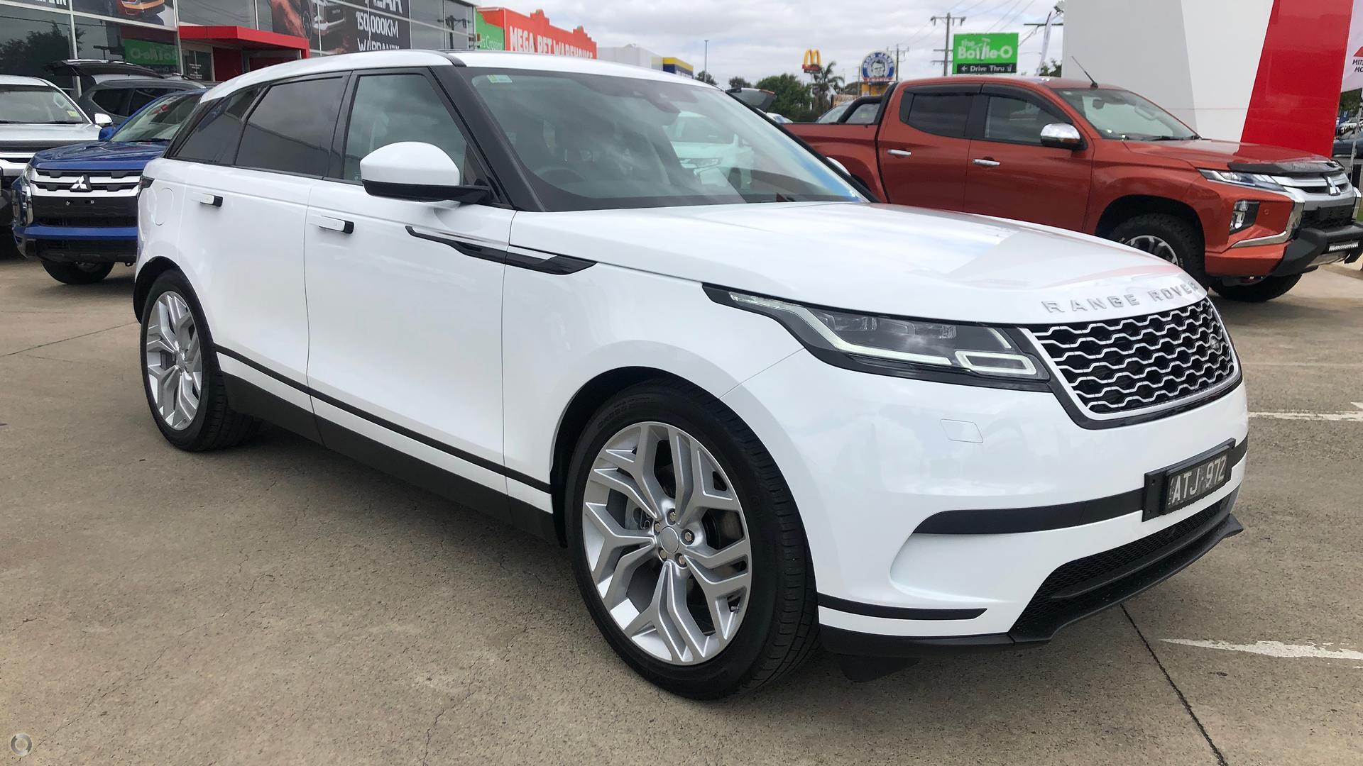 2017 Land Rover Range Rover Velar D300 S L560