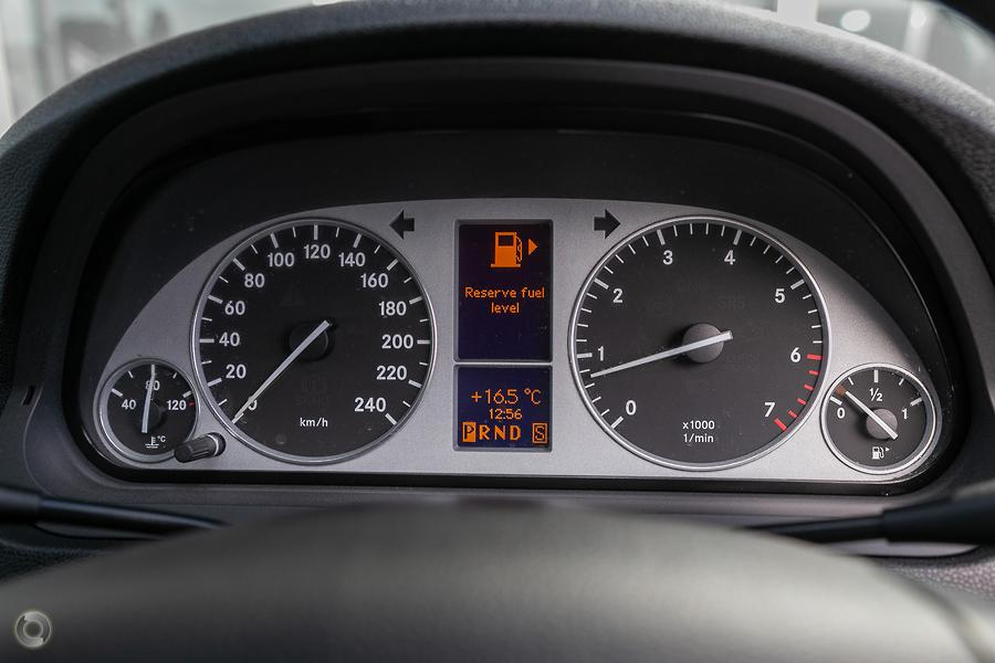 2011 Mercedes-Benz B-Class B200