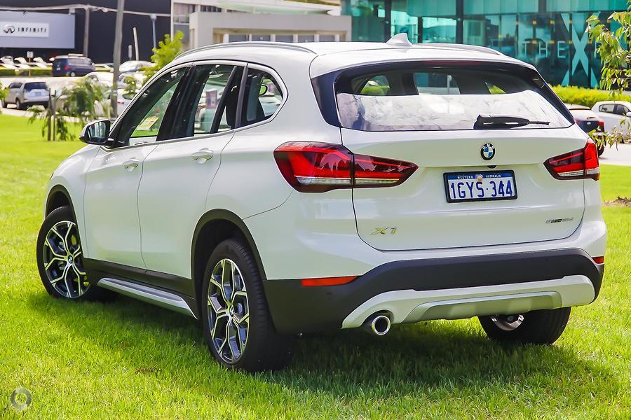 2020 BMW X1 sDrive18d