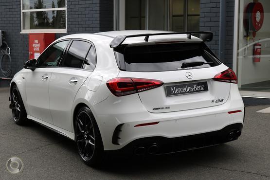 2019 Mercedes-Benz A 45 AMG S