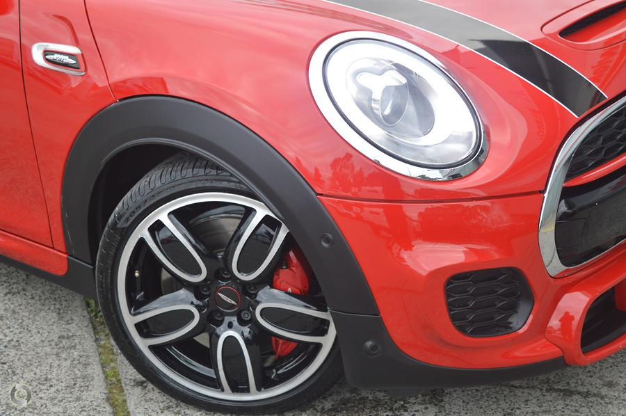 2016 MINI Convertible John Cooper Works F57