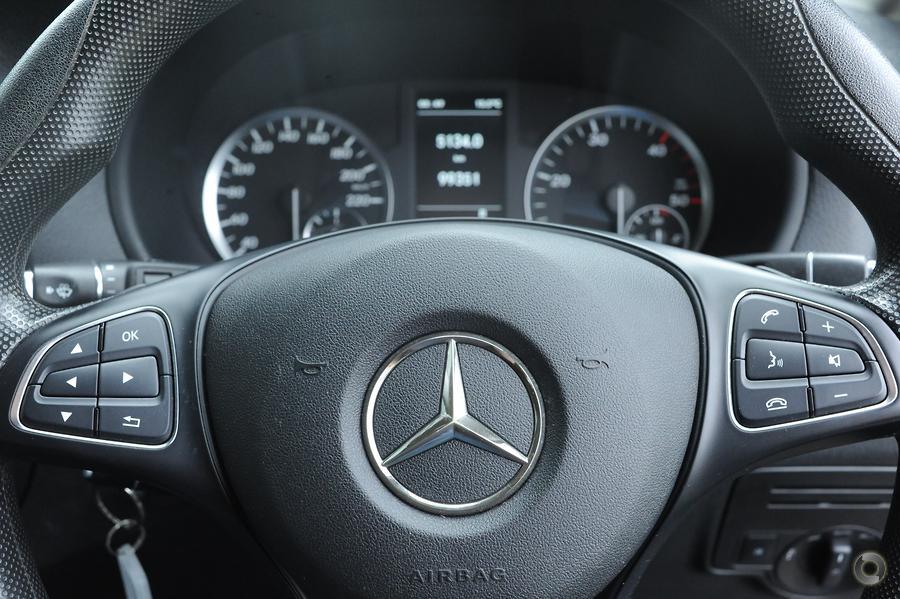2016 Mercedes-Benz Vito 116BlueTEC 447
