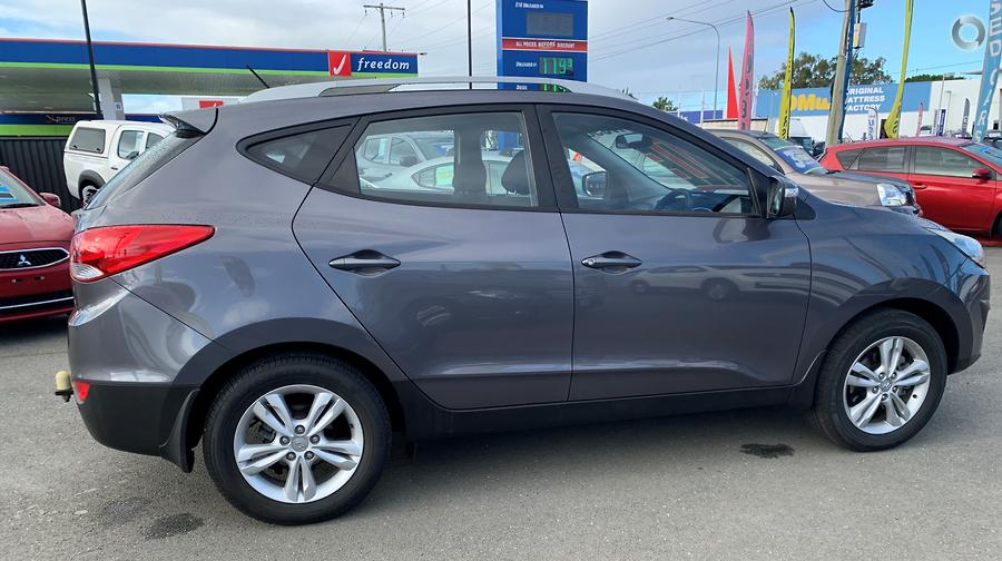 2014 Hyundai Ix35 Active Series II
