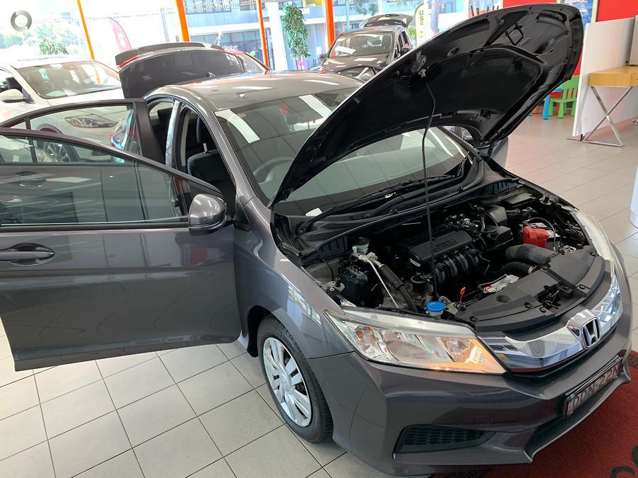2016 Honda City VTi GM