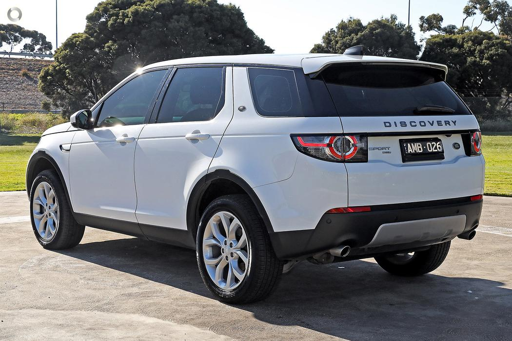 2017 Land Rover DISCOVERY SPORT Suv TD4 110kW HSE