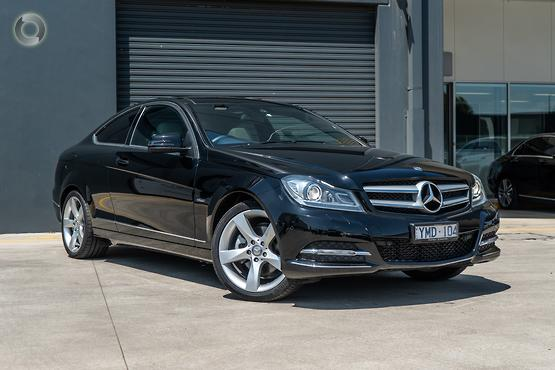2011 Mercedes-Benz C 250 BLUEEFFICIENCY