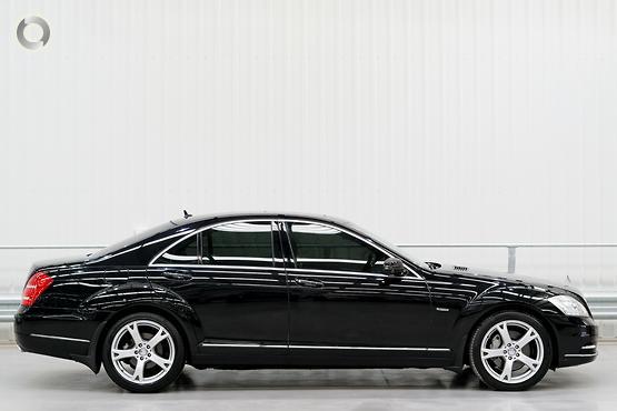 2012 Mercedes-Benz S 350 BLUEEFFICIENCY