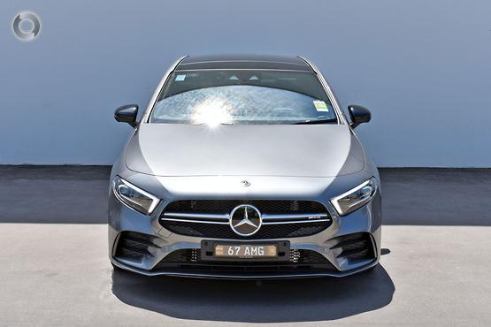2019 Mercedes-Benz A 35 AMG