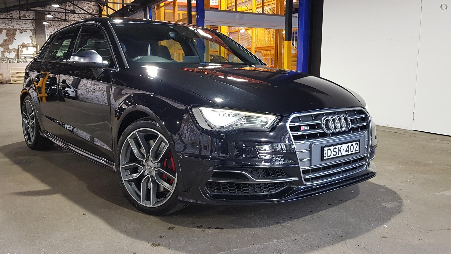 2014 Audi S3  8V