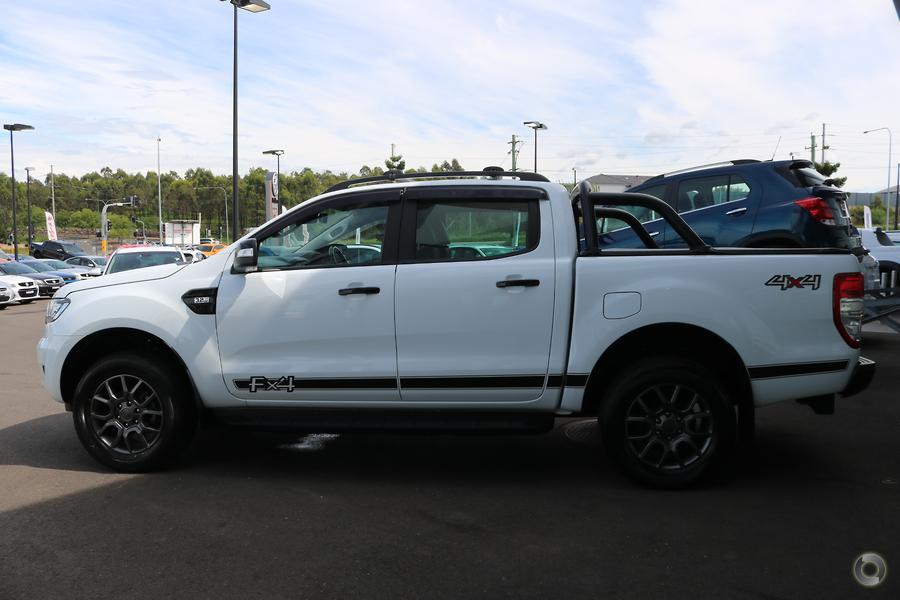 2018 Ford Ranger FX4 PX MkII