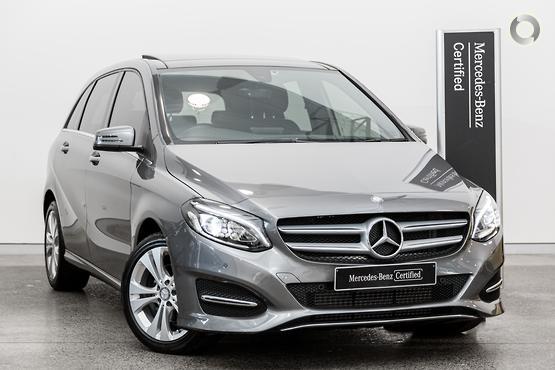 2016 Mercedes-Benz B 200 D