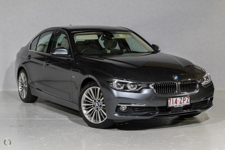 2016 BMW 320d Luxury Line