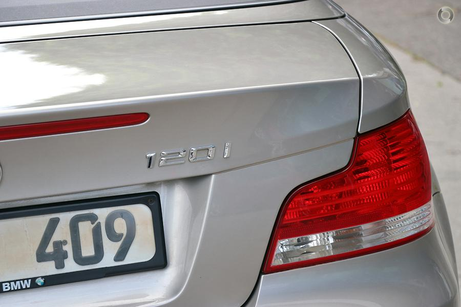 2009 BMW 120i