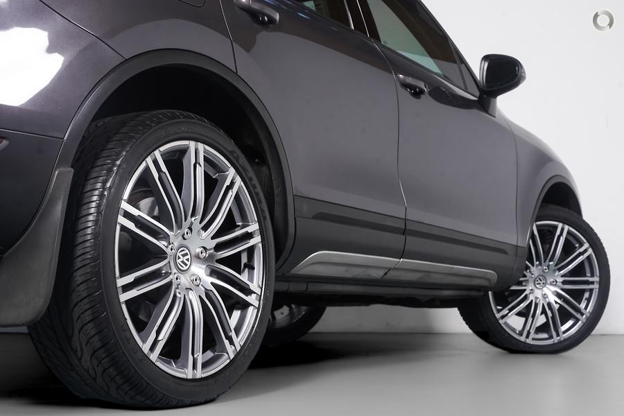 2012 Volkswagen Touareg V6 TDI 7P