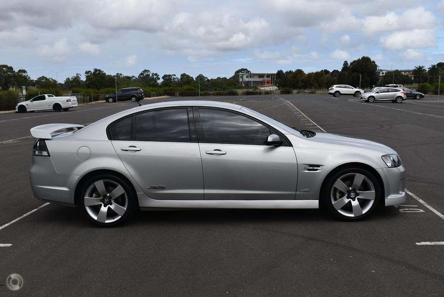 2007 Holden Commodore SS V VE