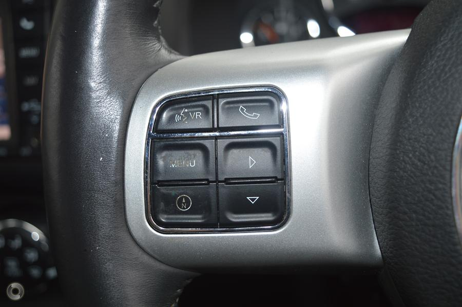 2015 Jeep Compass Limited MK