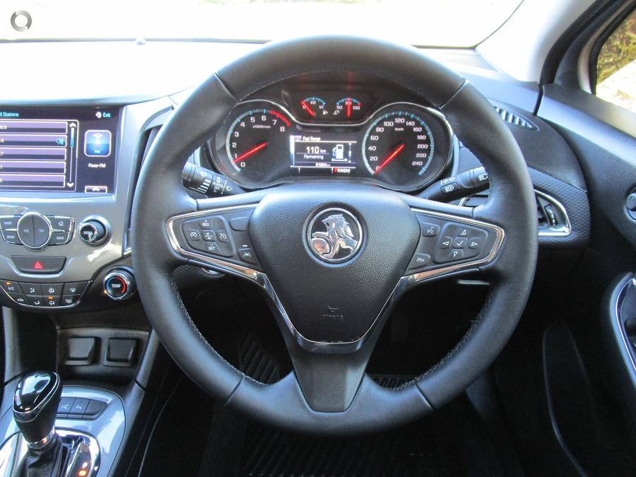 2017 Holden Astra LT BL