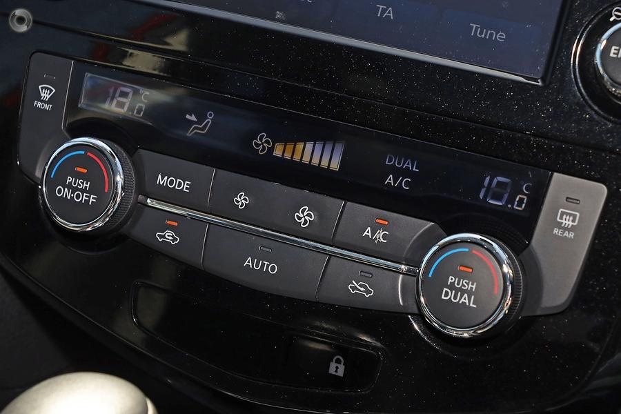 2016 Nissan QASHQAI TL J11