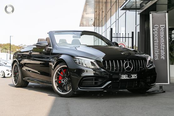 2019 Mercedes-Benz C 63 AMG S