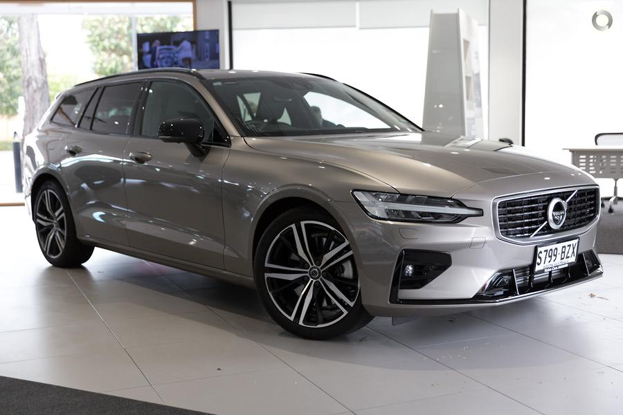 2019 Volvo V60 T5 R-Design (No Series)