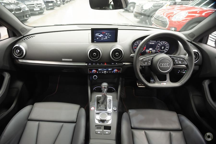 2018 Audi S3 Black Edition 8V