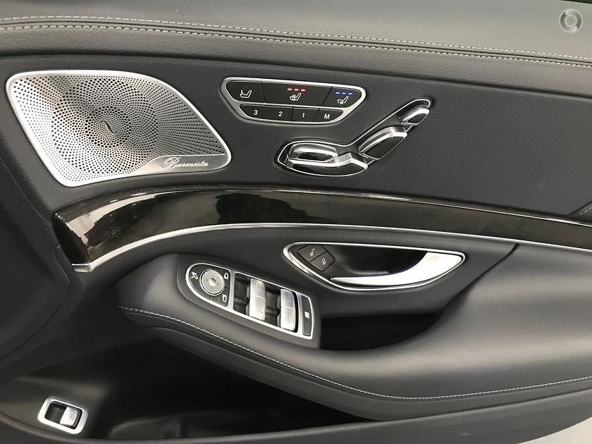 2017 Mercedes-Benz S 350 D Sedan