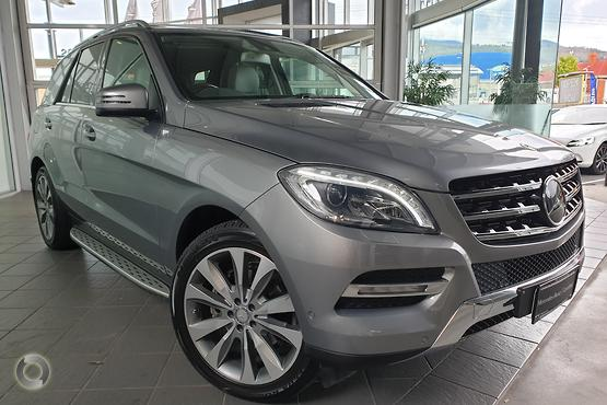 2012 Mercedes-Benz ML 350 BLUETEC