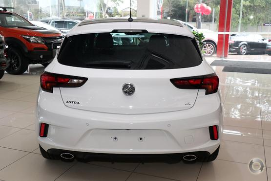 2019 Holden Astra RS Black Edition BK