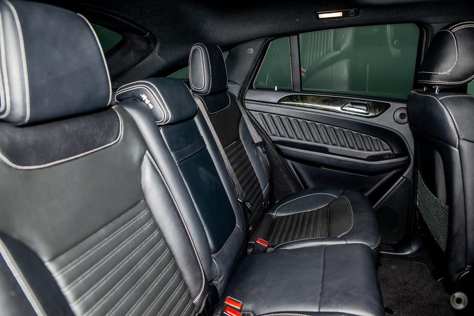 2015 Mercedes-Benz GLE 350 D Coupé