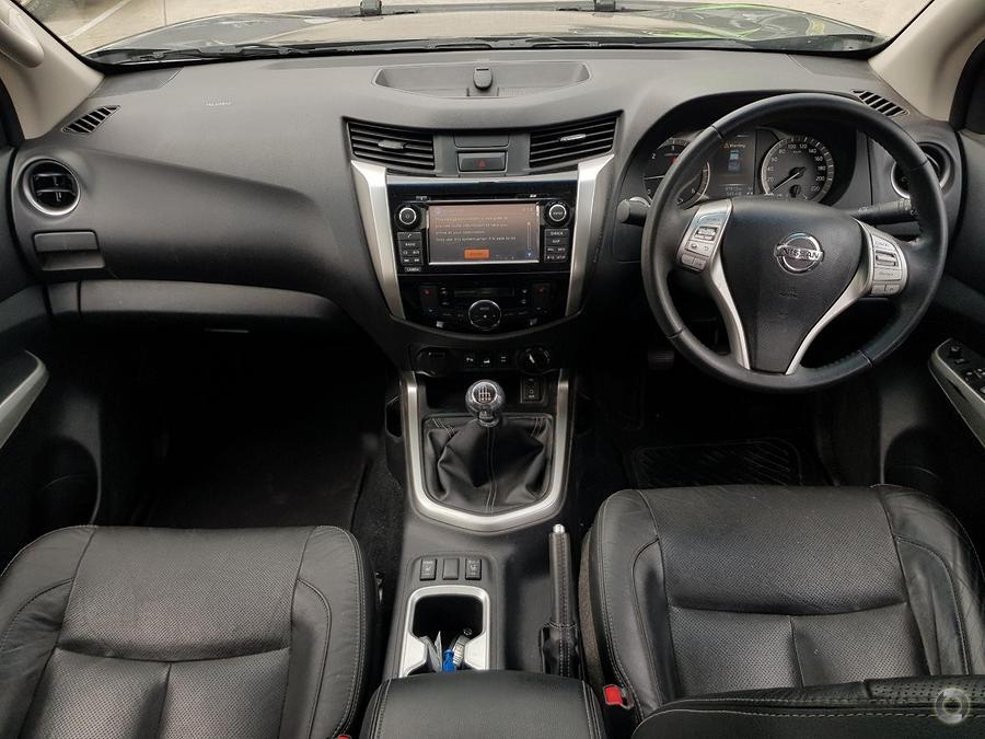 2015 Nissan Navara ST-X D23