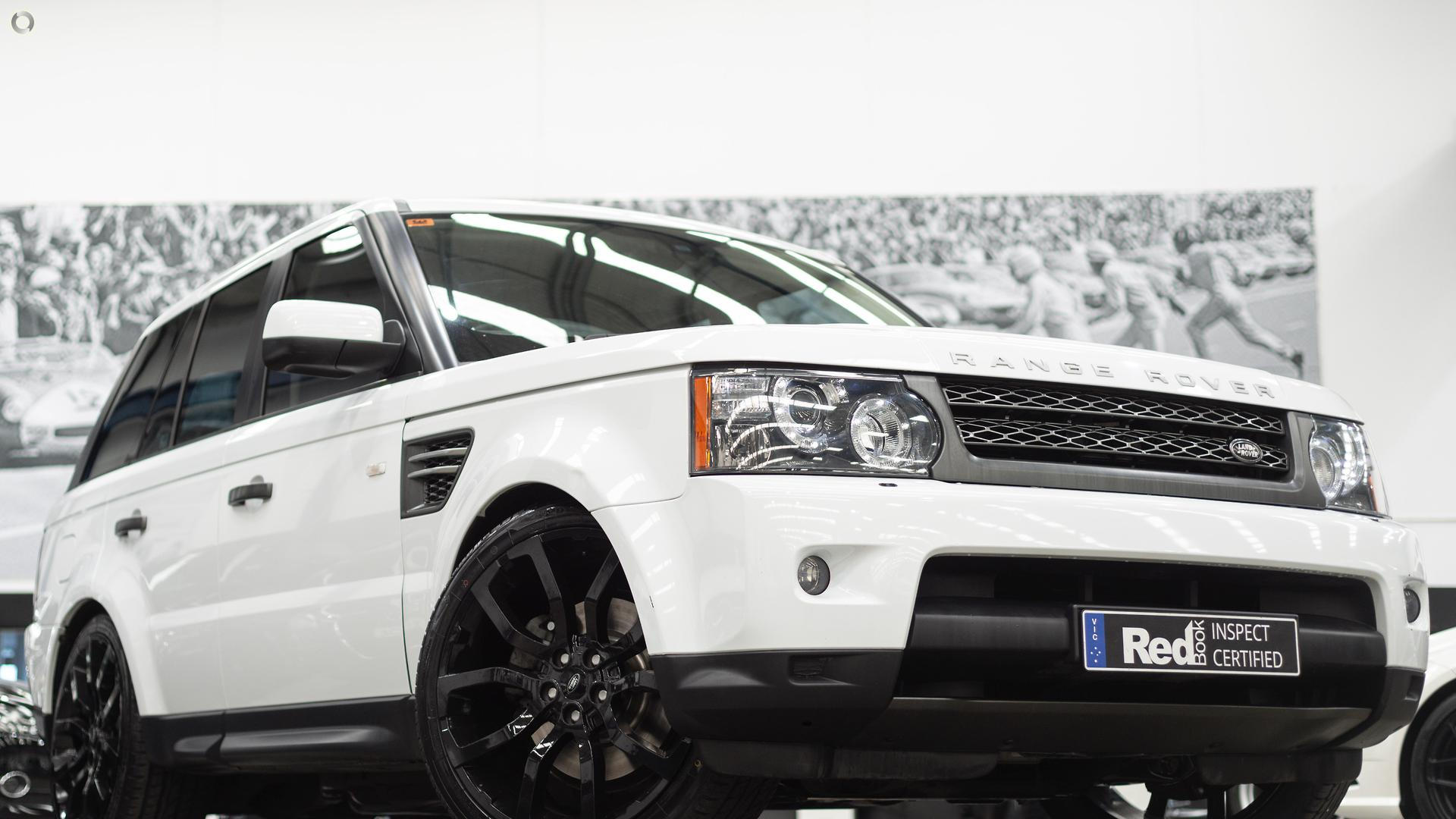2011 Land Rover Range Rover Sport L320