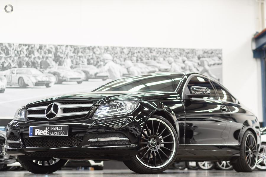 2012 Mercedes-Benz C-Class C250 BlueEFFICIENCY C204