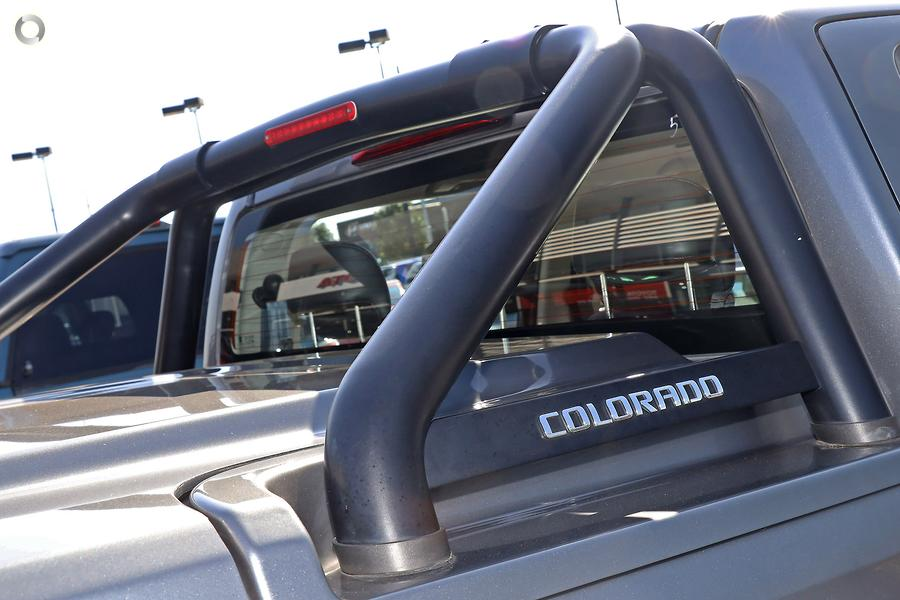 2015 Holden Colorado Storm RG