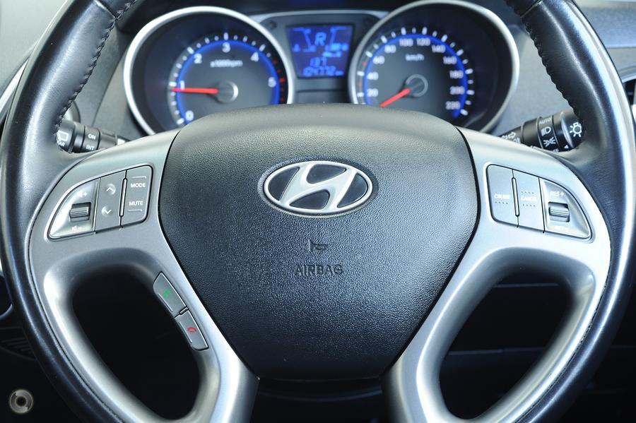 2014 Hyundai ix35 Elite Series II