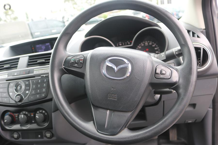 2016 Mazda Bt-50 XT UR