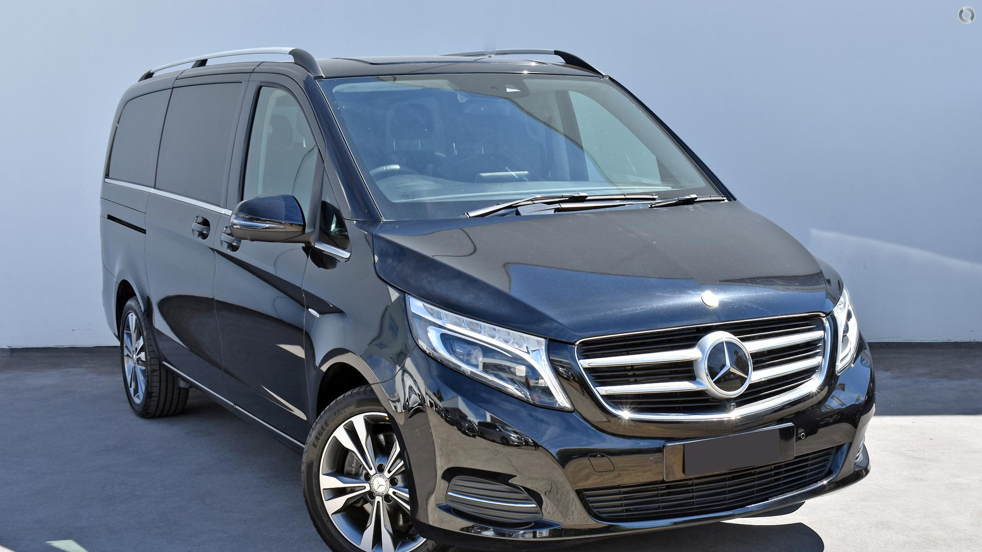 2017 Mercedes-Benz V 250 D AVANTGARDE Wagon