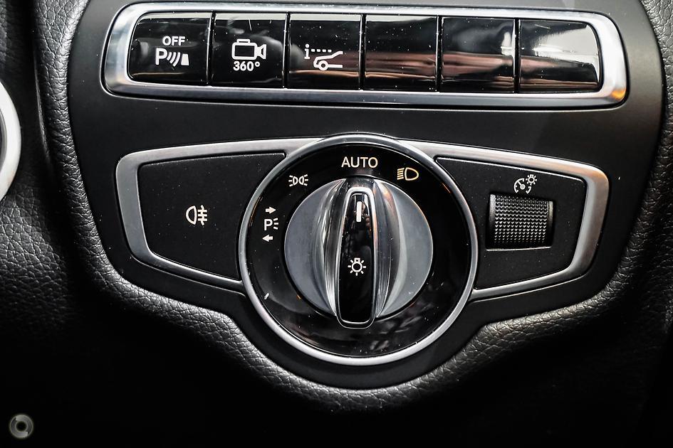 2015 Mercedes-Benz GLC 220 D Wagon