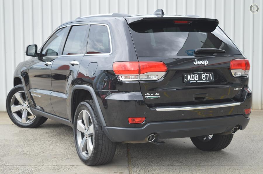 2014 Jeep Grand Cherokee Limited WK