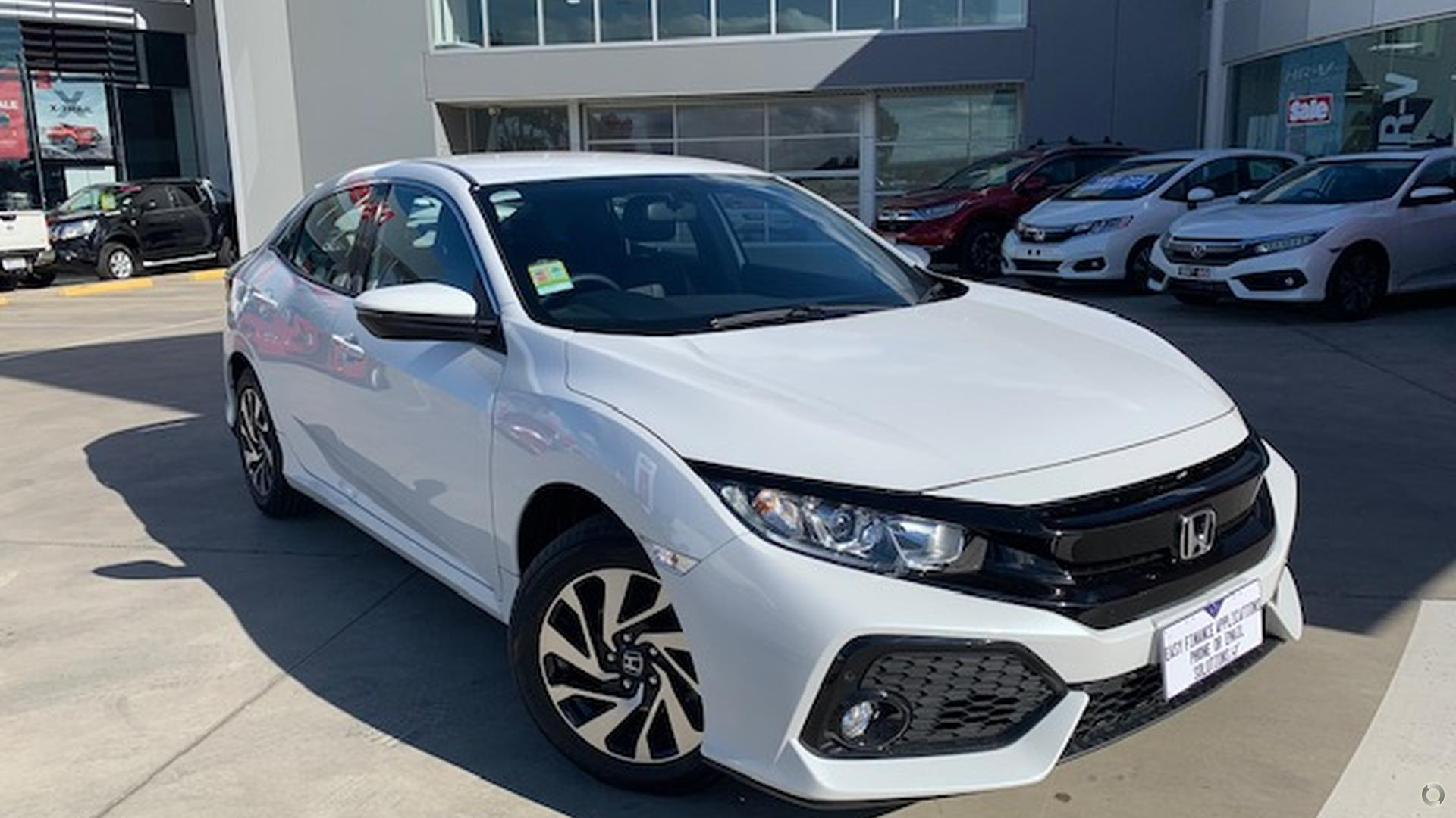 2019 Honda Civic +LUXE 10th Gen