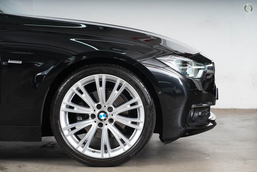 2016 BMW 320d Luxury Line
